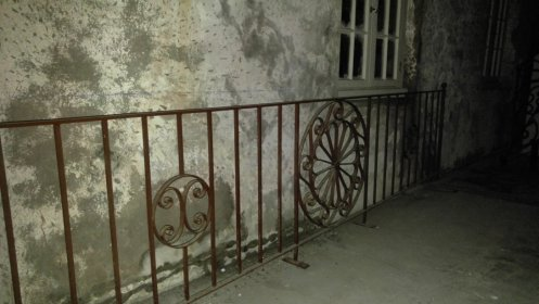 Ironwork from the Period