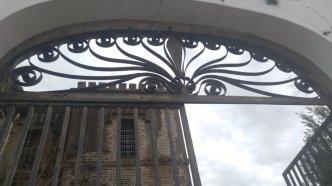 Old City Jail Ironwork