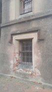 Old City Jail Window